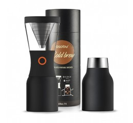 ASOBU - COLD BREW  COFFEE BLACK