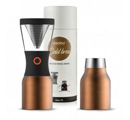 ASOBU - COLD BREW  COFFEE COPPER