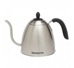 BONAVITA - Bouilloire Inox 1L