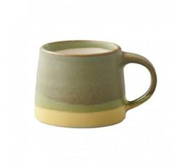 KINTO - MUG Slow Coffee Style Vert Tricolor - 110ml