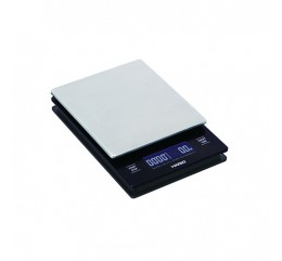 Hario - Balance chrono plateau acier V60