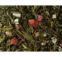 Thés Verts & Blancs Aromatisés / Bisou d'Ange