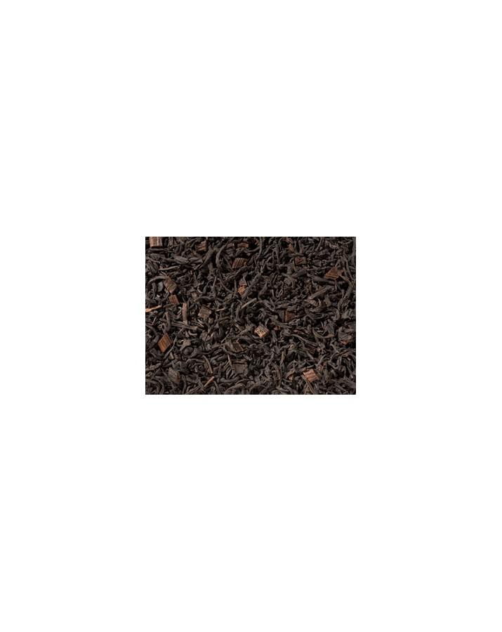 Thés Noirs Aromatisés / Vanille BIO