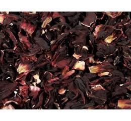 Infusions / Fleurs d'Hibiscus ou carcadet (Bissap)