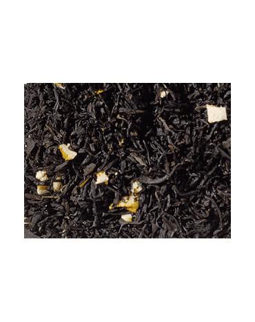 Thés Noirs Aromatisés / Orange Sanguine BIO