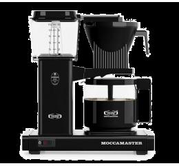 Moccamaster / Cafetière Filtre HBG 1.25L Noir
