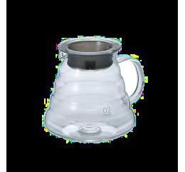 HARIO / Carafe Support en verre pour dripper 2/6 tasses