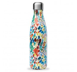 QWETCH - Bouteille Nomade Isotherme Collection Arty 500ml