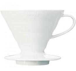 Hario - V60 Céramique Blanc - 1/4 tasses