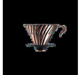 Hario - V60 Acier Bronze - 1/4 tasses