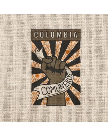 Colombie - COMUNEROS - ARATOCA - SANTANDER  |Bio - Bird Frendly