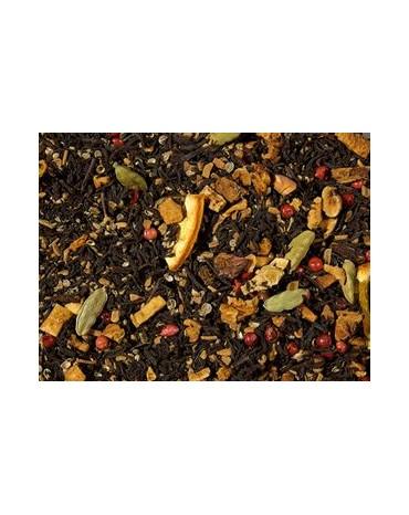Thés Noirs Aromatisés / Orange Cookies