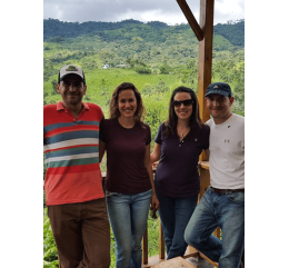 Micro-Lot / EQUATEUR | 1600 Estate - PACAMARA | QUITO | PICHINCHA