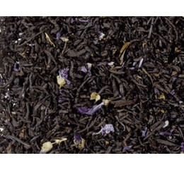Thés Noirs Aromatisés / Earl Grey Fleur Bleue
