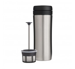ESPRO / TRAVEL PRESS Alu Brossé 350ml
